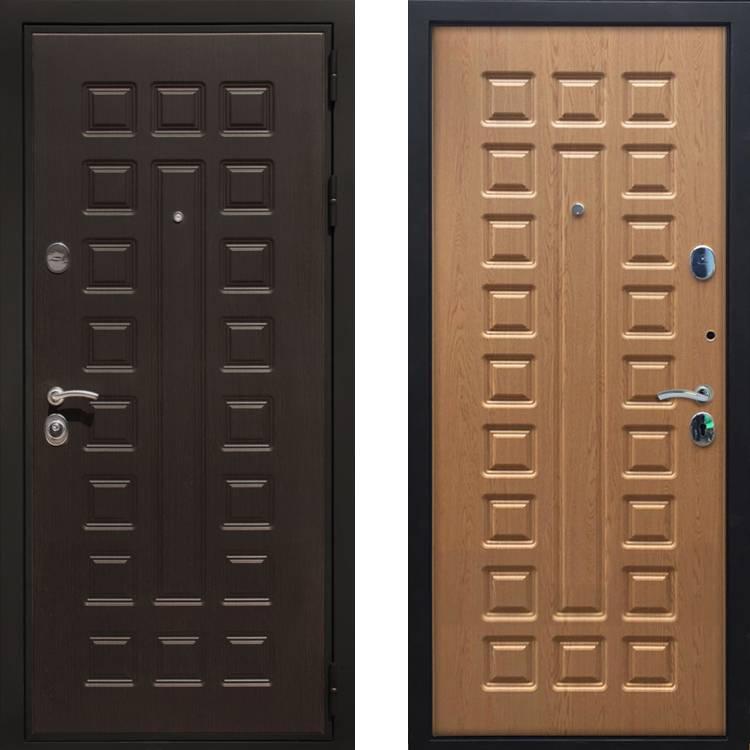 Фото двери ДМ Премиум 3 Дуб светлый