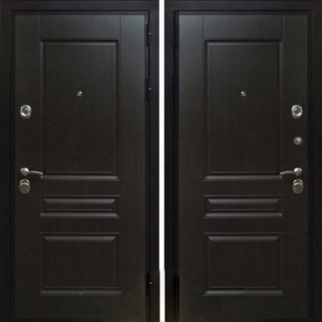 Фото двери ДМ Премиум Н Венге