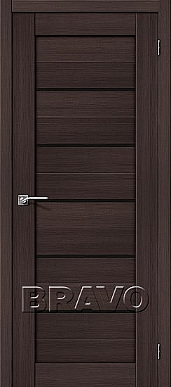 Фото двери Порта-22 Black Star