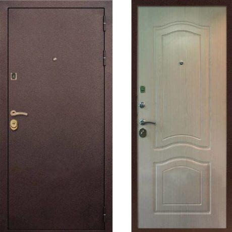 Фото двери ДМ Лайт 3 Беленый Дуб