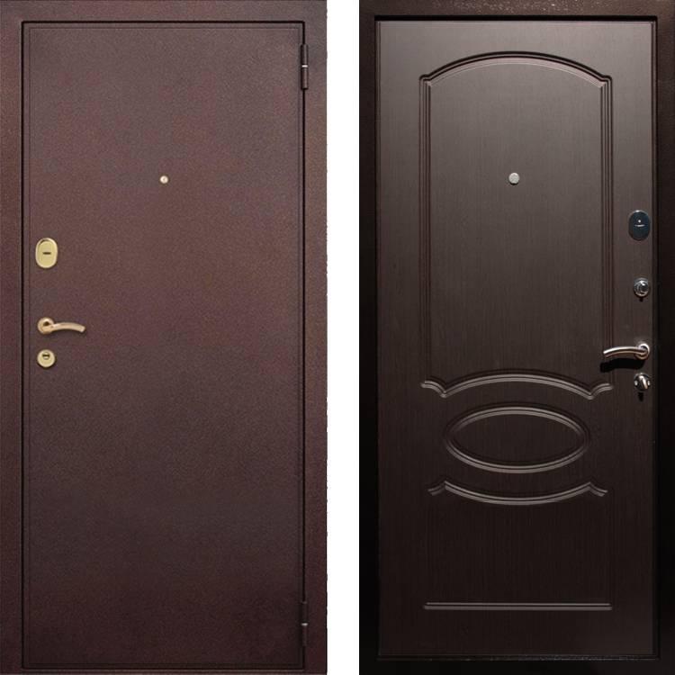 Фото двери ДМ 2 Венге