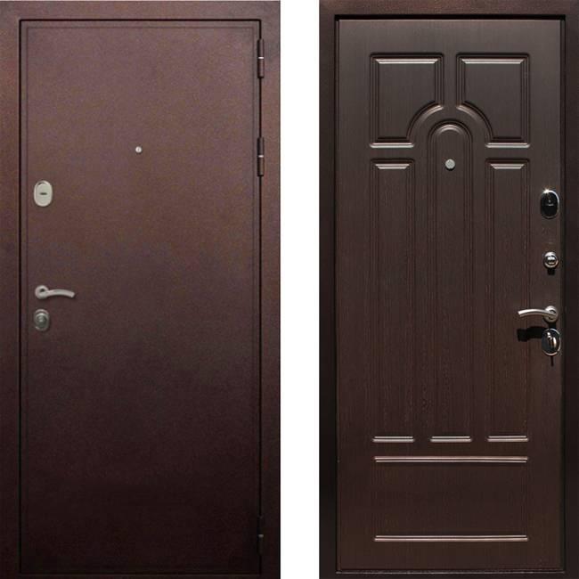 Фото двери ДМ 5А Венге