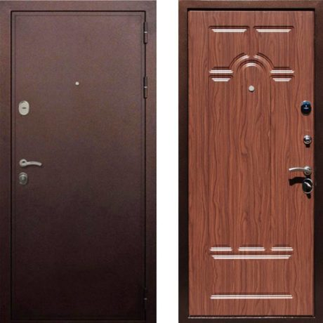 Фото двери ДМ 5А Орех