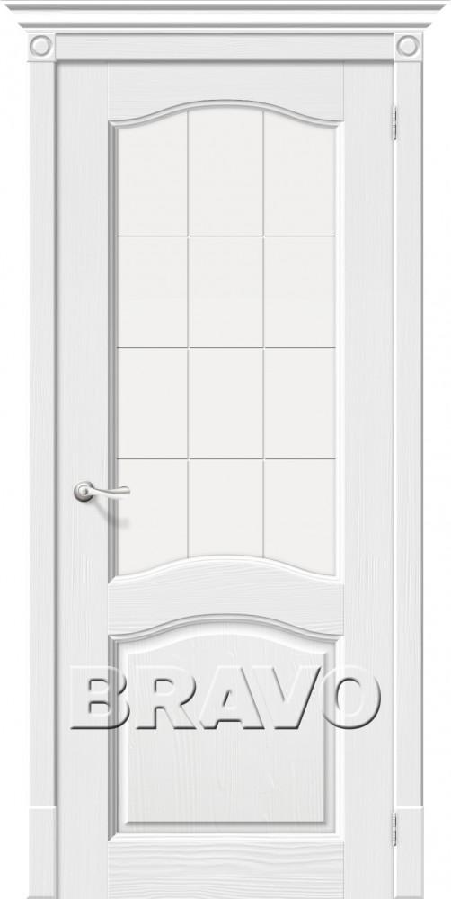 Фото двери Франческо остекленное