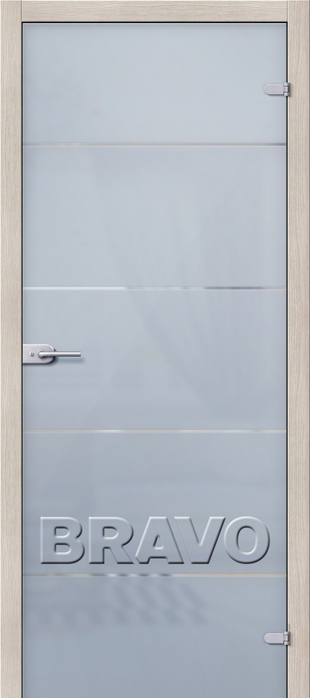 Фото двери Диана Белое Сатинато