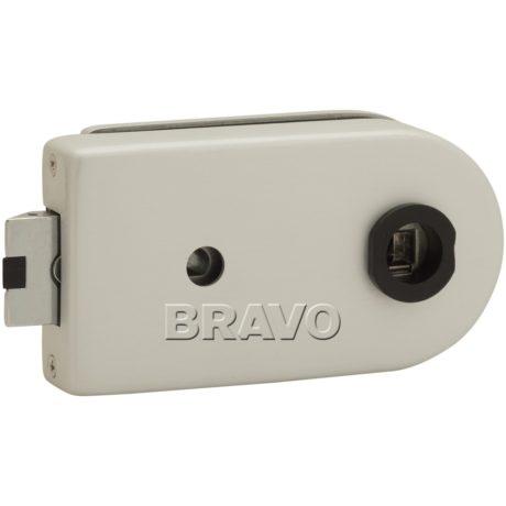 Фото двери Защелка Bravo СТ MP-600-WC AL Алюминий