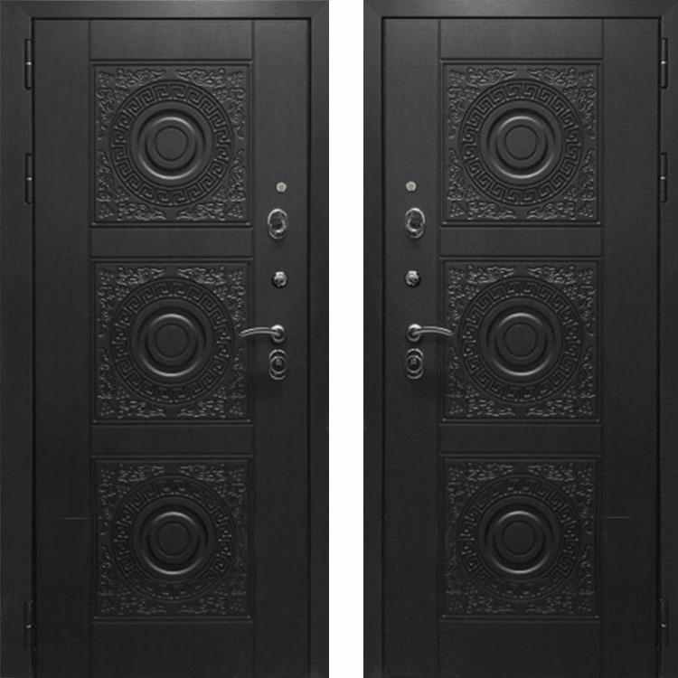 Фото двери ДМ 10 Венге