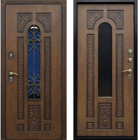 Фото двери ДМ Лацио