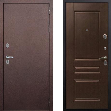 Фото двери ДМ Термо 3К Алмон 28