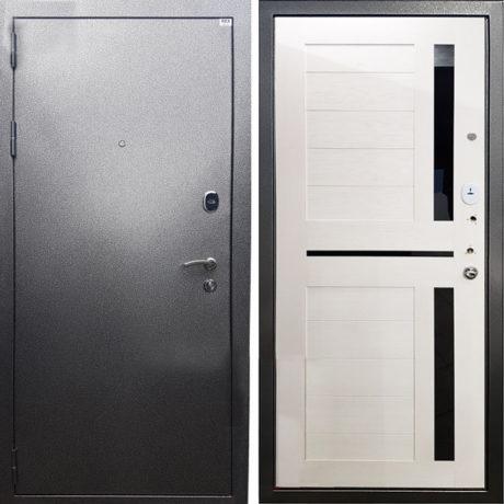 Фото двери ДМ Титан СБ-18 Лиственница белая
