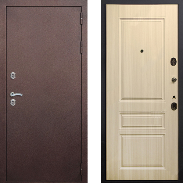 Фото двери ДМ Термо 3К Алмон 25
