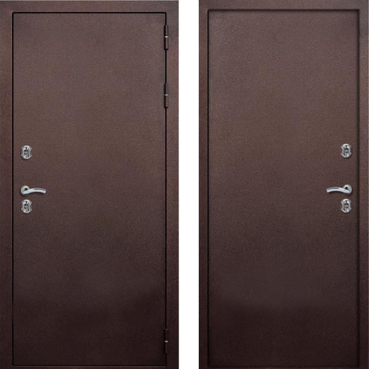 Фото двери ДМ Термо Металл/Металл