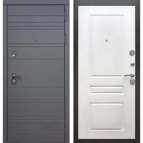 Фото двери ДМ 14 ФЛ-243 Белый софт