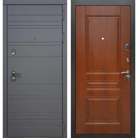 Фото двери ДМ 14 ФЛ-243 Орех