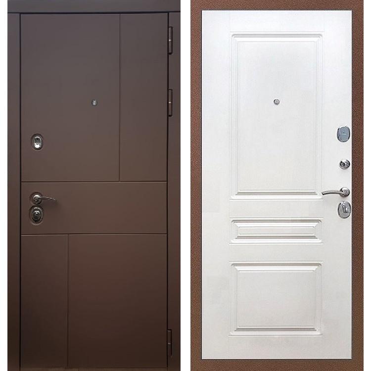 Фото двери ДМ 16 ФЛ-243 Белый софт