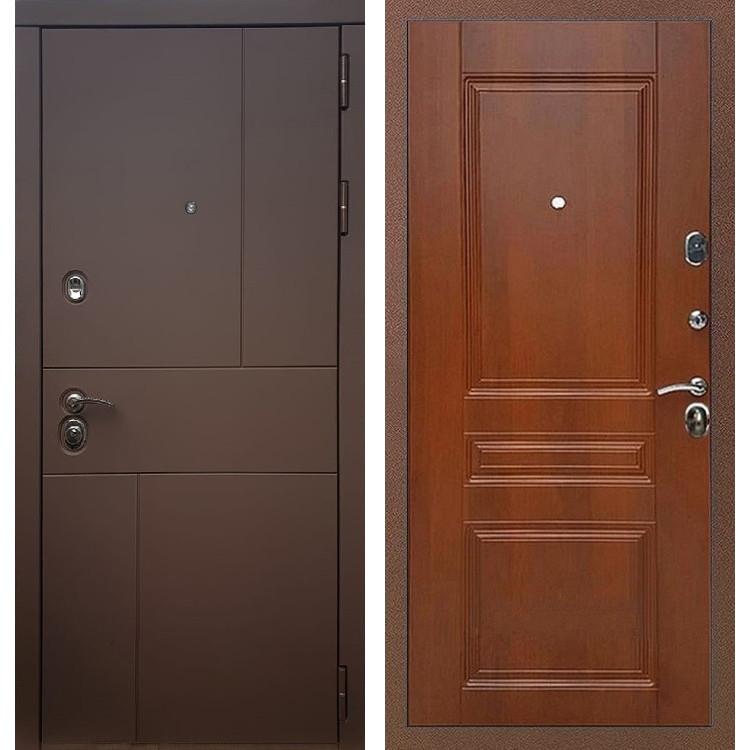 Фото двери ДМ 16 ФЛ-243 Орех