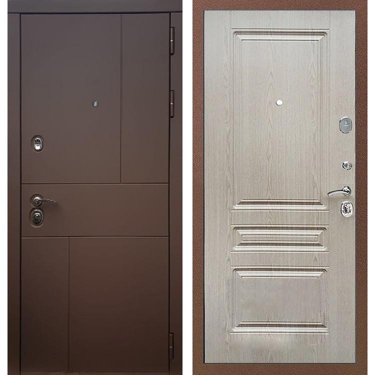 Фото двери ДМ 16 ФЛ-243 Сандал белый