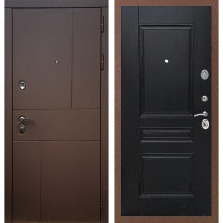 Фото двери ДМ 16 ФЛ-243 Венге