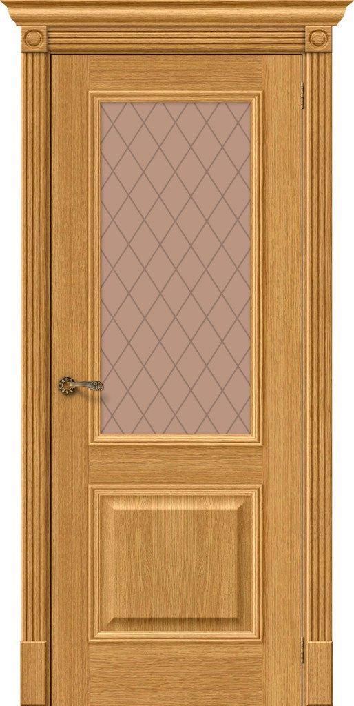 Фото двери Вуд Классик-13 Bronze Сrystal