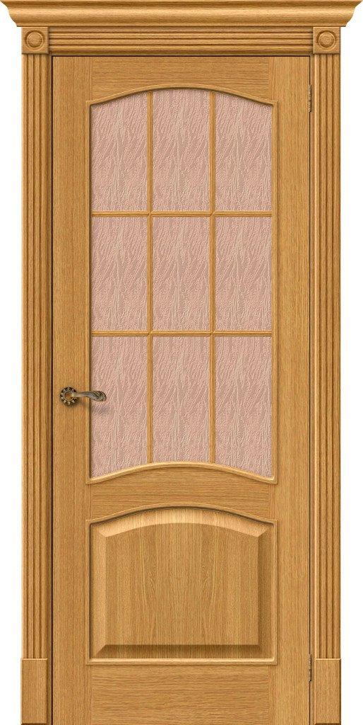 Фото двери Вуд Классик-33 Bronze Gloria