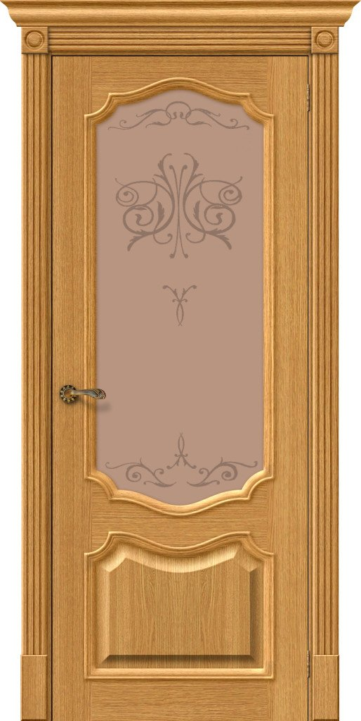 Фото двери Вуд Классик-53 Bronze Art