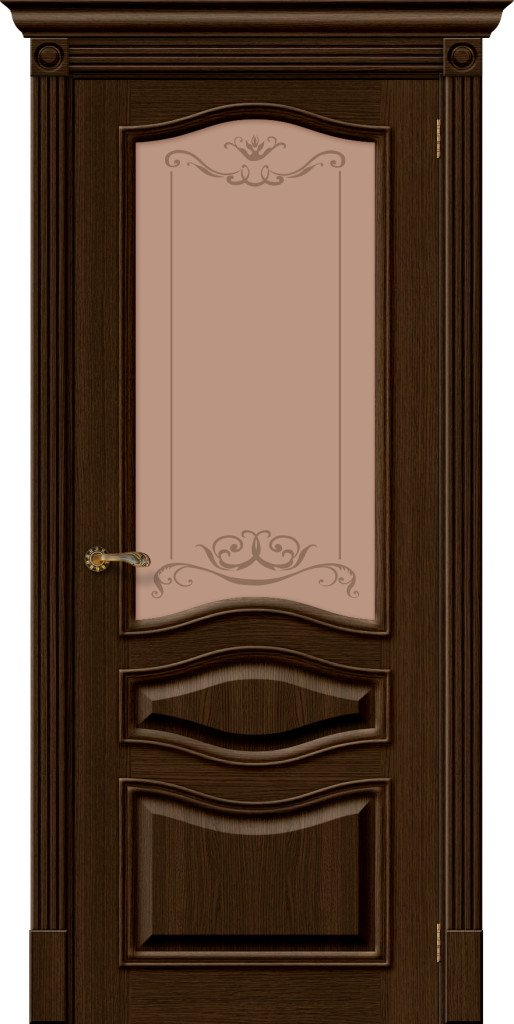 Фото двери Вуд Классик-51 Bronze Art