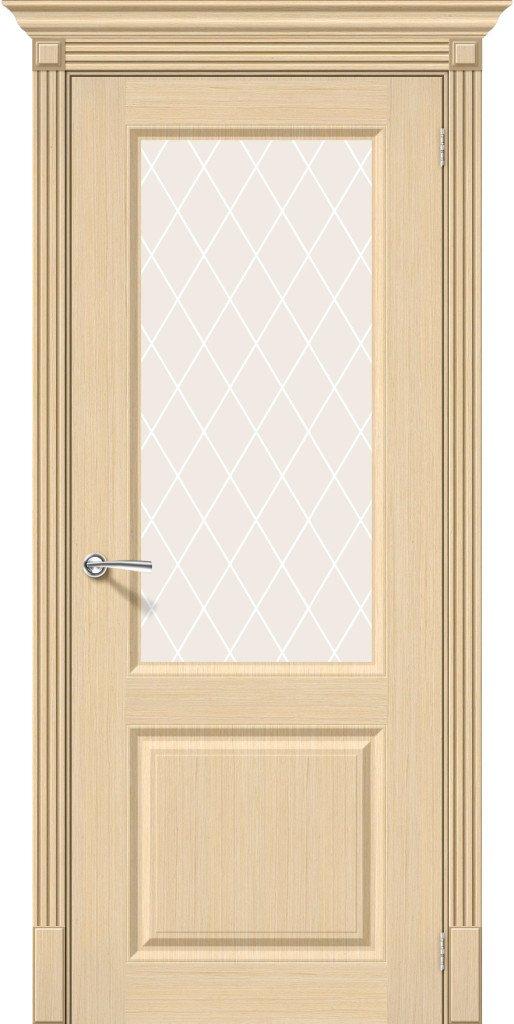 Фото двери Статус-13 White Сrystal