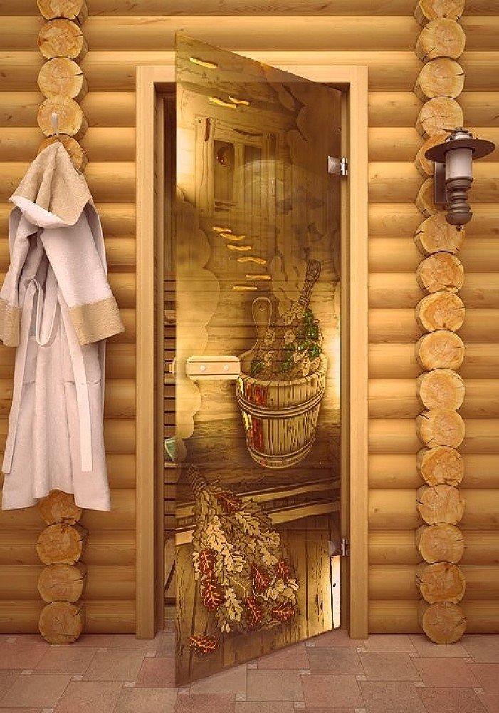 Фото двери Парилка