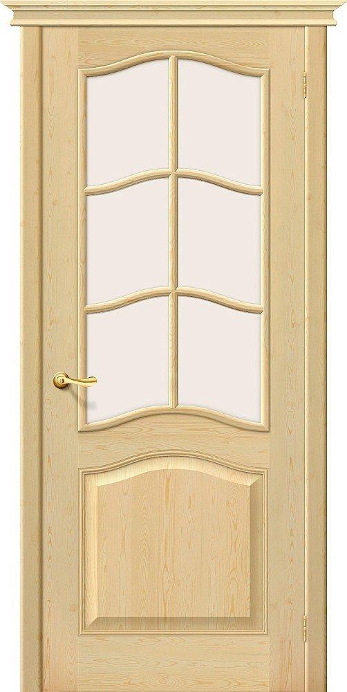 Фото двери М7 Сатинато