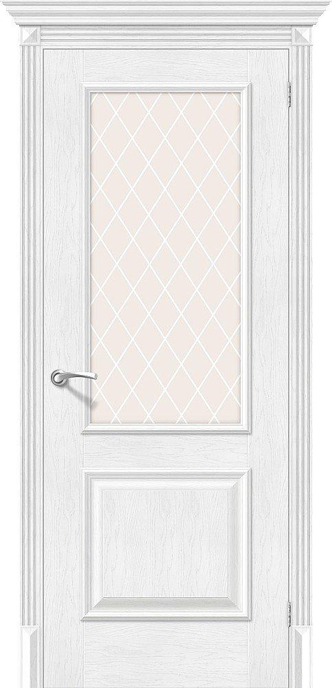 Фото двери Классико-13 (new) White Сrystal