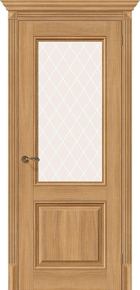 Фото двери Классико-33 White Сrystal