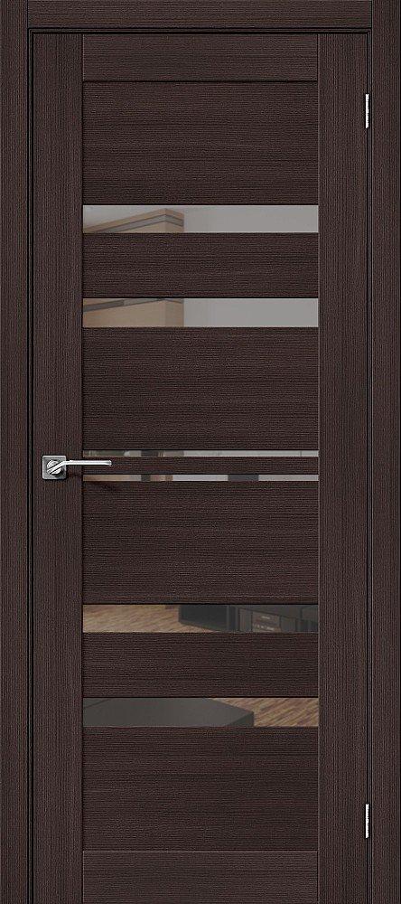 Фото двери Порта-30 Mirox Grey