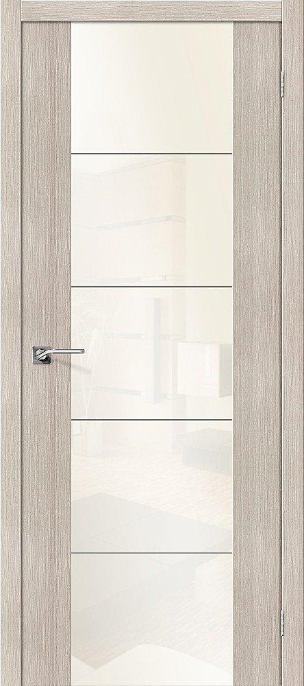 Фото двери V4 WР White Pearl