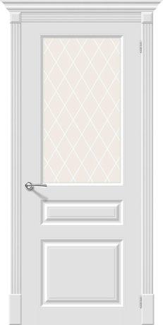 Фото двери Скинни-15.1 White Сrystal