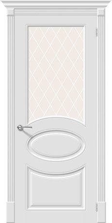 Фото двери Скинни-21 White Сrystal