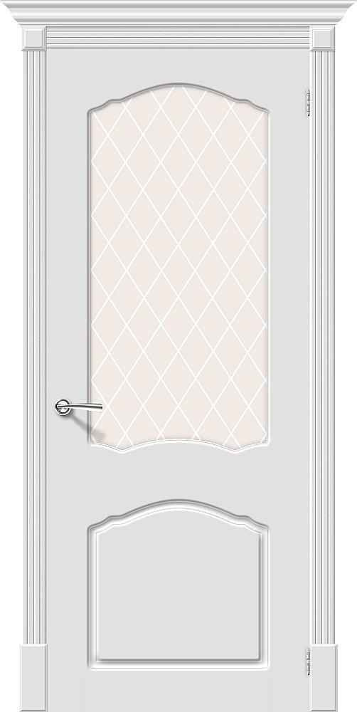 Фото двери Скинни-31 White Сrystal