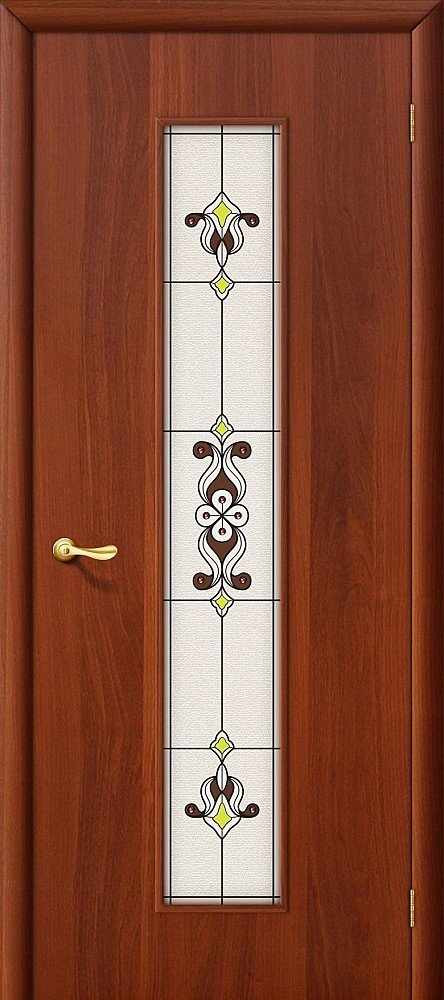 Фото двери 23Х Сатинато