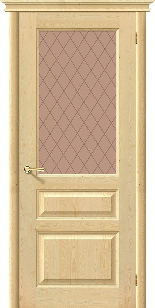Фото двери М5 Кристалл