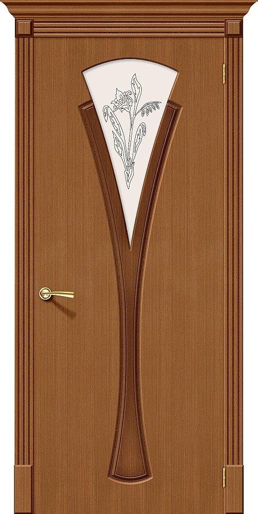 Фото двери Флора Худ.
