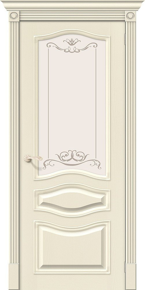 Фото двери Вуд Классик-51 White Art