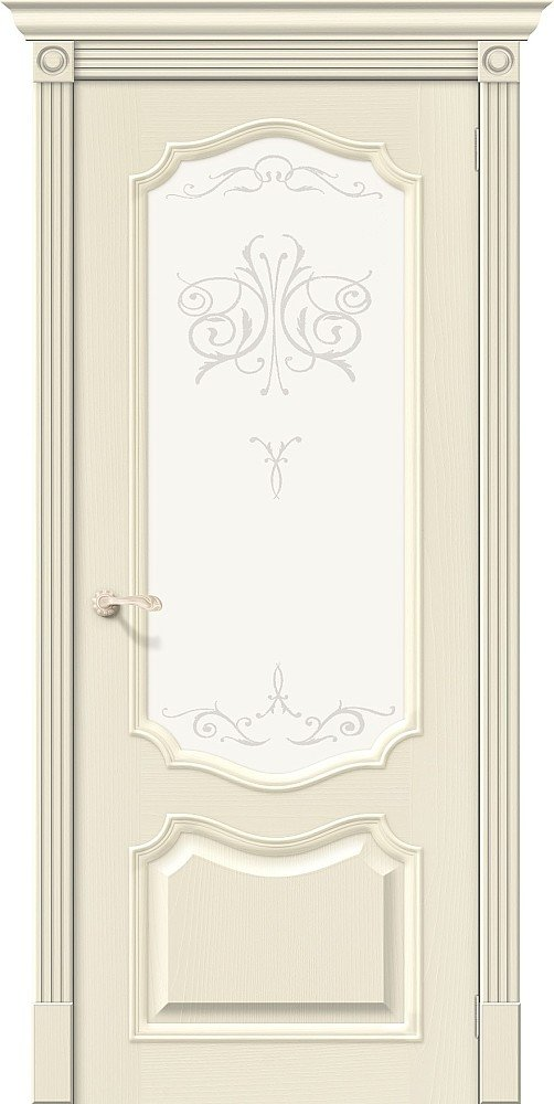 Фото двери Вуд Классик-53 White Art